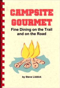 cookbook, cooking, food, camping